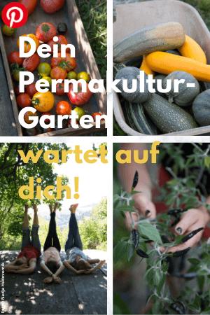 Dein Permakultur-Garten wartet auf dich!