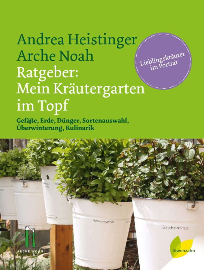 Booklet Kräutergarten im Topf