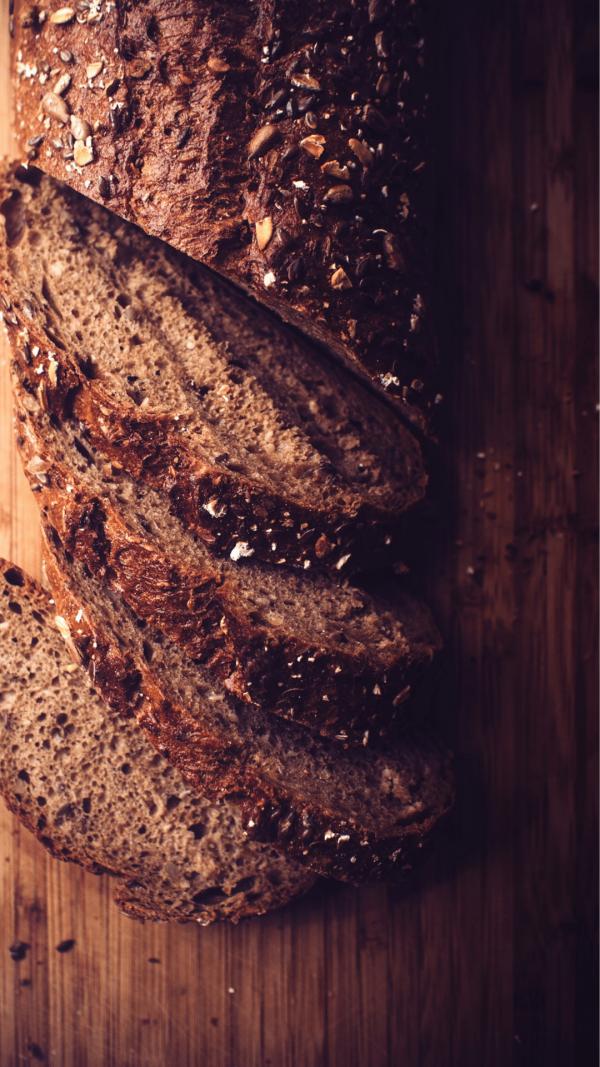 Glutenfreies Brot backen? Mit den Tipps von Tina Ganser kein Problem! Foto: Pixabay