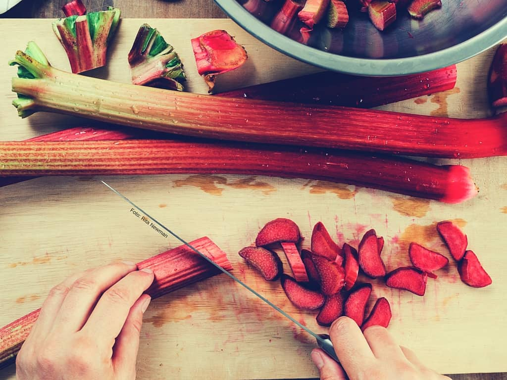 Kompott, aber anders: Probiert dieses köstliche Gemüsekompott nach dem Rezept von Rosemarie Zehetgruber! Foto: Rita Newman