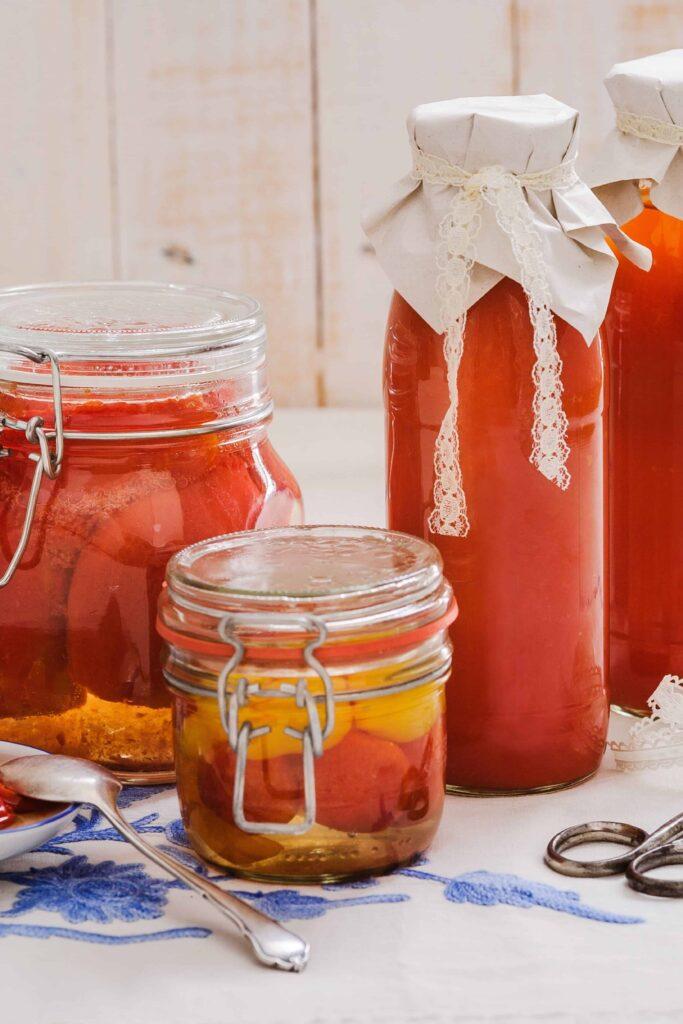 Herrlich fruchtiges Tomatensugo