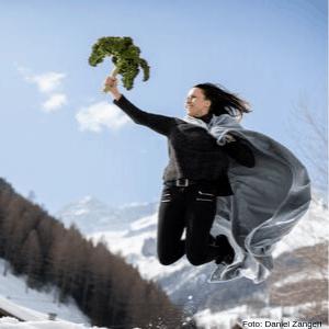 Fühl dich wie Superwoman oder Superman! Frisches Gemüse im Winter 300 x 300