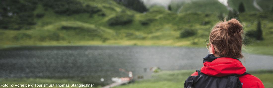 Großartige Wandergefühle mit diesen drei Touren in Salzburg und Vorarlberg