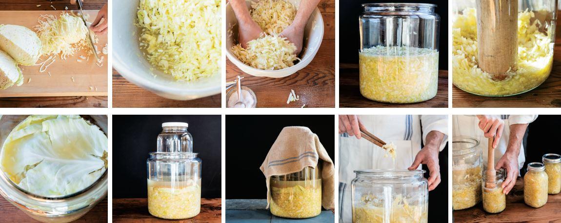 Gemüse fermentieren Anleitung
