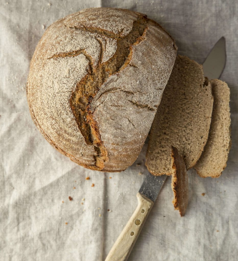 Selbstgebackenes Brot ist das Allerbeste!
