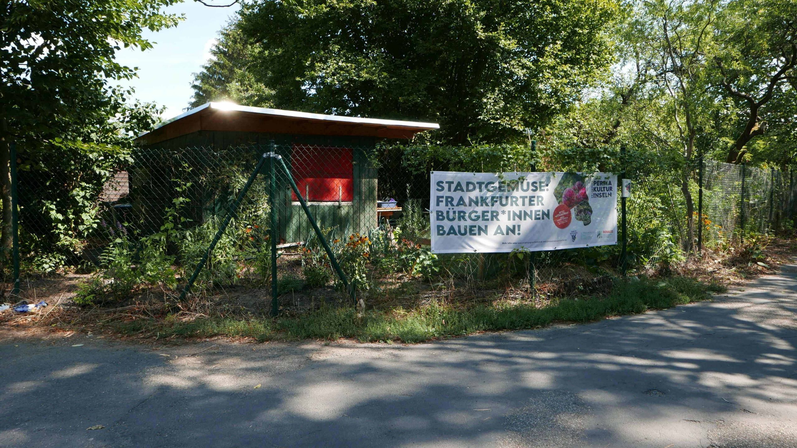 Die Stadt essbar machen mit Urban Farming