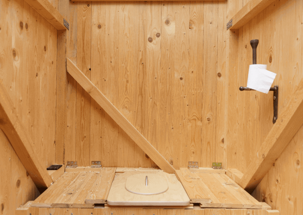 Komposttoilette selber gebaut